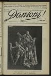 Dansons, n. 25, mars 1923