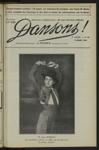 Dansons, n. 26, mars 1923