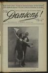 Dansons, n. 35, août 1923