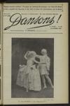 Dansons, n. 40, octobre 1923
