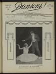 Dansons, n. 62, août 1925