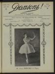 Dansons, n. 74, août 1926