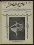 Dansons, n. 75, septembre 1926