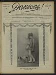 Dansons, n. 77, novembre 1926