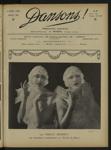 Dansons, n. 85, juillet 1927