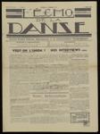 L'Écho de la danse, n. 5, mars 1939