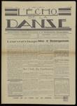 L'Écho de la danse, n. 6, avril 1939