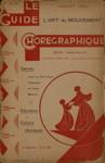 Le guide chorégraphique, n.8, 4e trimestre 1934