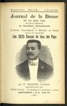 Le Journal de la danse et du bon ton, n. 30-34, avril-août 1906