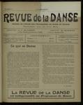 Revue de la danse, n. 2, mars 1920