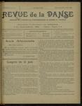 Revue de la danse, n. 11-13, juin-août 1921