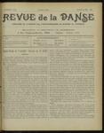 Revue de la danse, n. 19-20, mars-avril 1922