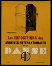 Archives internationales de la danse, n. 5, 30 novembre 1934