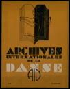 Archives internationales de la danse, n. 2, 15 avril 1935