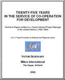 Twenty-five years in the service of co-operation for development