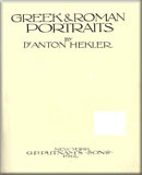 Greek and Roman portraits
