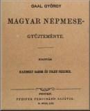 Gaal György magyar népmesegyűjteménye