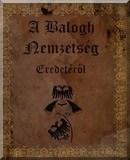 A Balogh nemzetség eredetéről