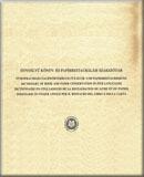Ötnyelvű könyv- és papírrestaurálási szakszótár