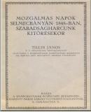 Mozgalmas napok Selmecbányán 1848-ban, szabadságharcunk kitörésekor: