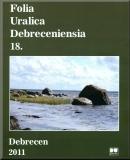 Folia Uralica Debreceniensia 18.: