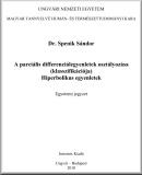 Parciális differenciálegyenletek osztályozása (klasszifikációja), hiperbolikus egyenletek: Egyetemi jegyzet
