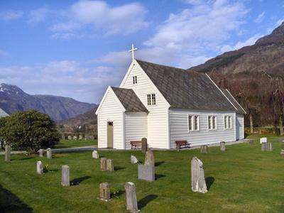 Grindheim kyrkje