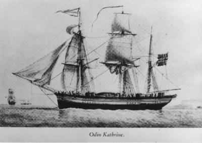 Fredrikstadskuter på de syv hav