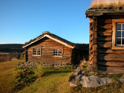 Traditional living in Alvdal