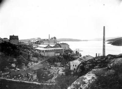 Knarrevik - Eit industrieventyr i mellomkrigstida