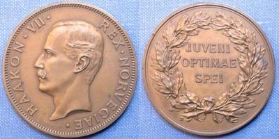 Medaljer ved Universitetet i Oslo