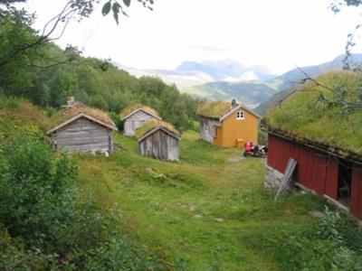 Den samiske husmannsplassen Kjelvik