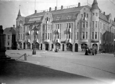 Grand Hotell II på Kirkelandet i Kristiansund N.