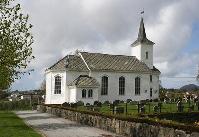 Alversund kyrkje