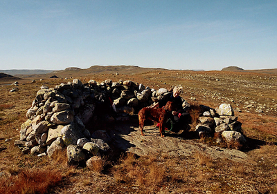 Hardangervidda – spiskammers gjennom 8500 år