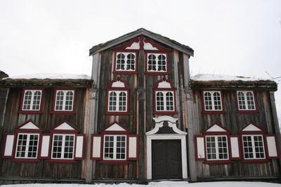 Aspaasgården - Anne Pedersdatter Aspaas