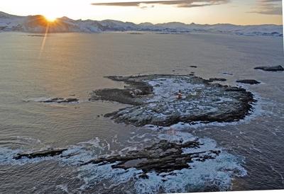 Grasøyane fyrstasjon