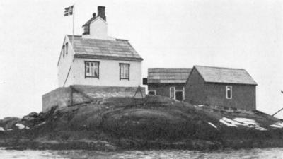 Rødholmen fyrstasjon