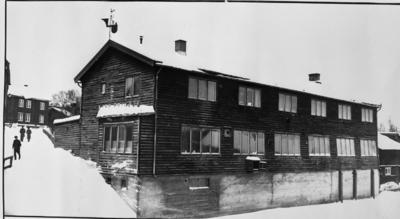Aspaasgården og Skanckesmia