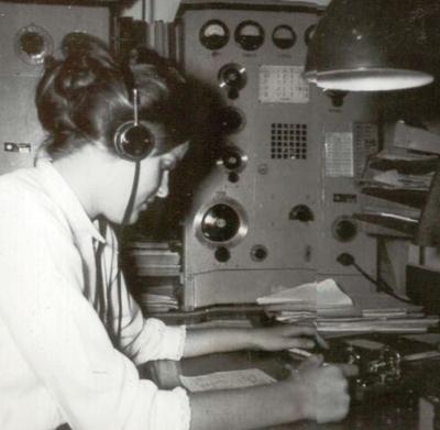 Skipsradiotelegrafist - yrket som forsvant!