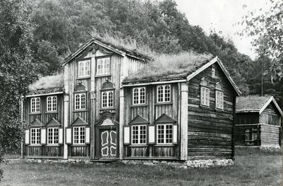Aspaasgården - Albertine Wilhelmine Aspaas