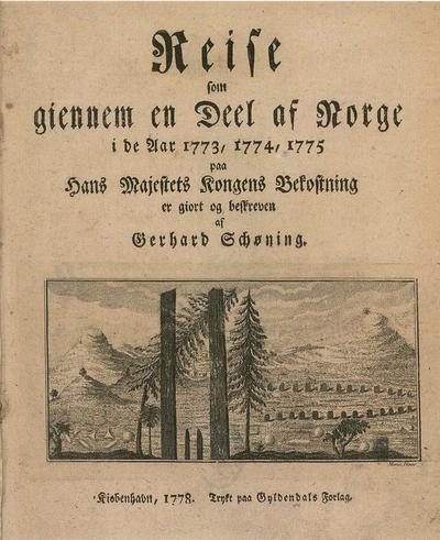 Reise i Sunndal i 1774
