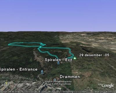 Spiralen i Drammen