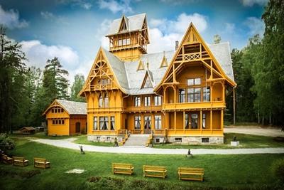 Det spøker på Villa Fridheim