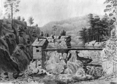Trollet i Hørteåa