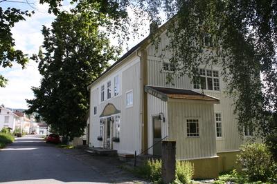 Det gamle Apoteket på Gvarv