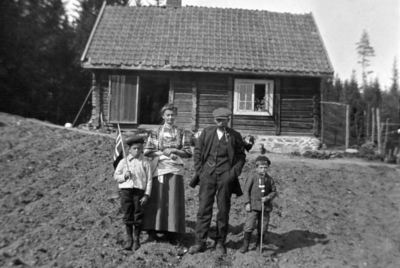 Husmannsplassen Granum