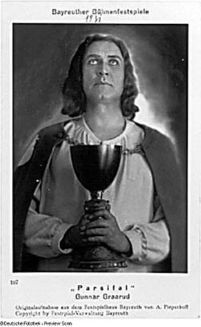 Gunnar Graarud jr - en skjult og glemt historie?