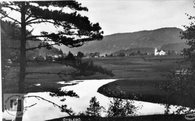 Øyslebø garden