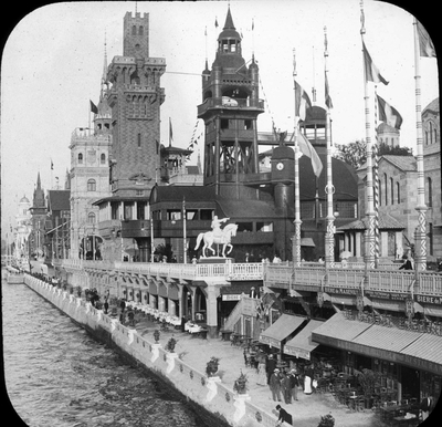 Verdensutstillingen i Paris 1900